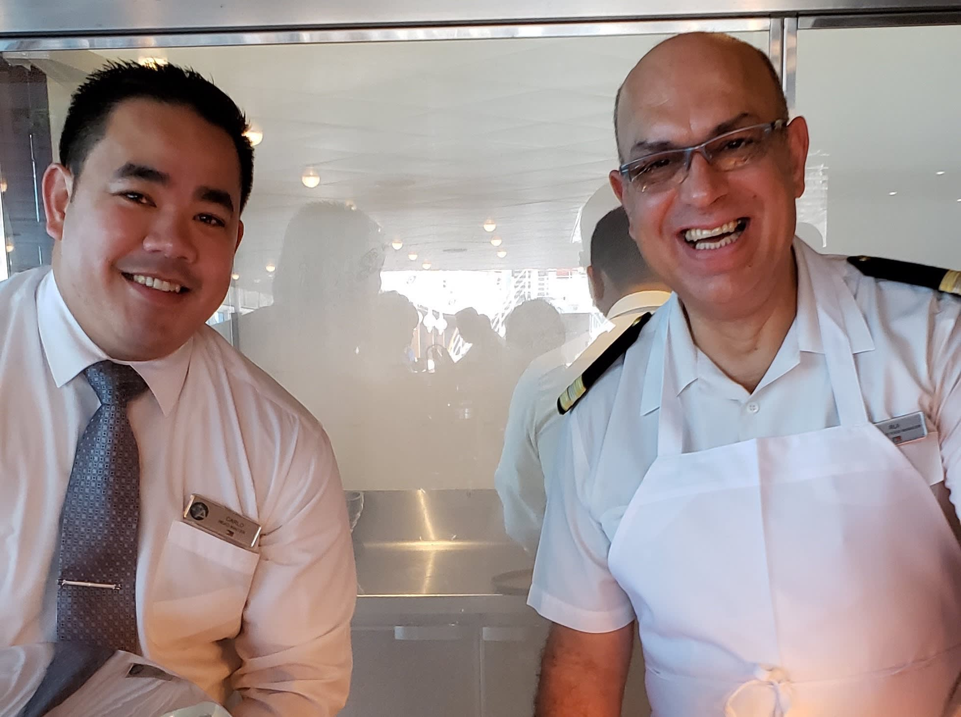 アザマラクエスト日本周遊乗船記4-グルメ船とは聞いていなかったのに