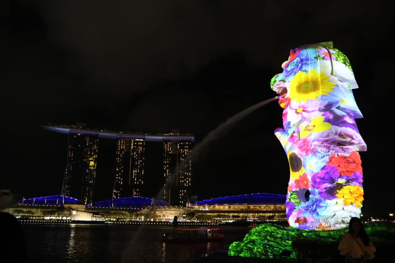 クイーンメリー2で行く東南アジア周遊クルーズ10日間の旅②シンガポール