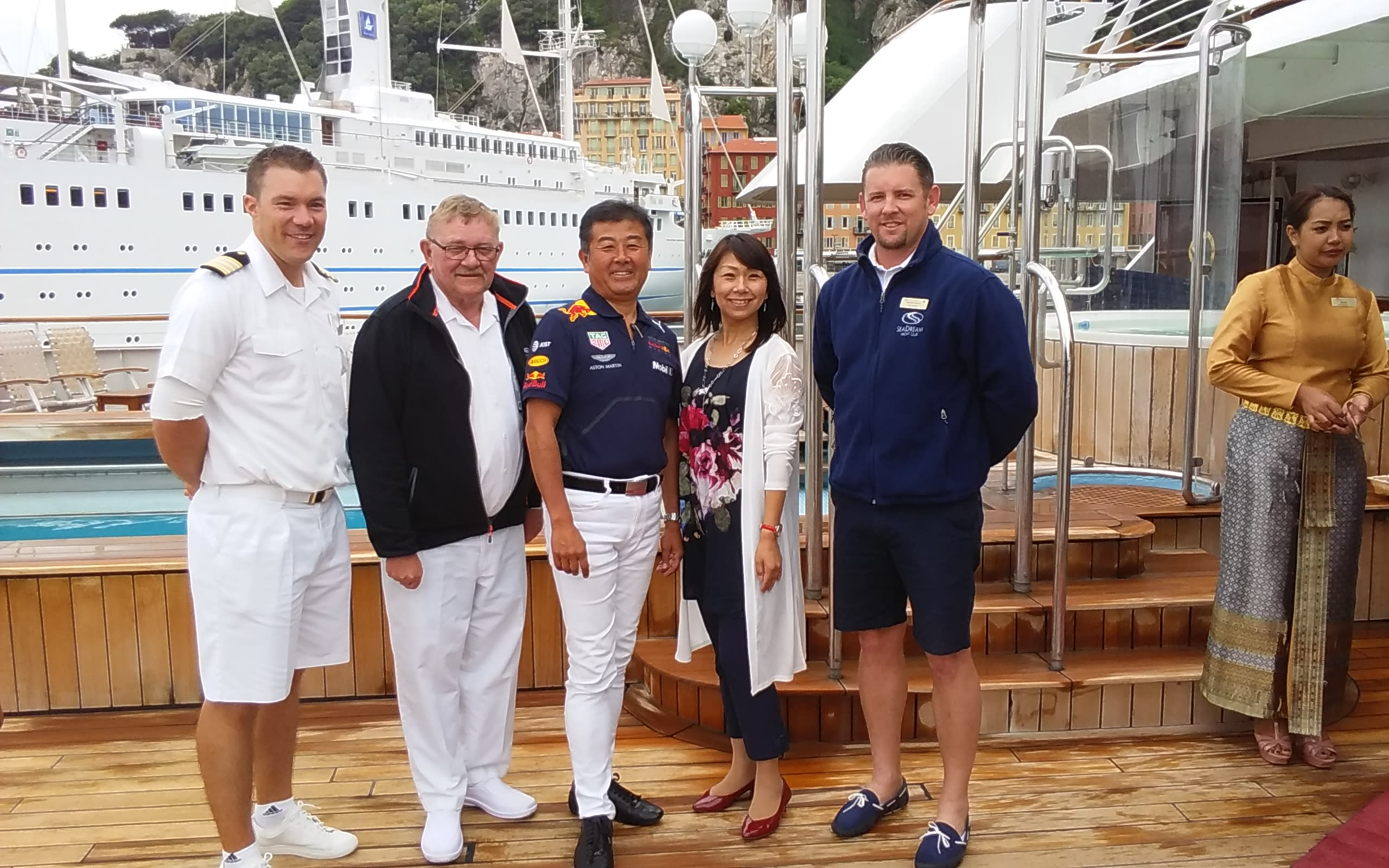 SeaDream1 Monaco Grand Prix 26(Sun) May 2019