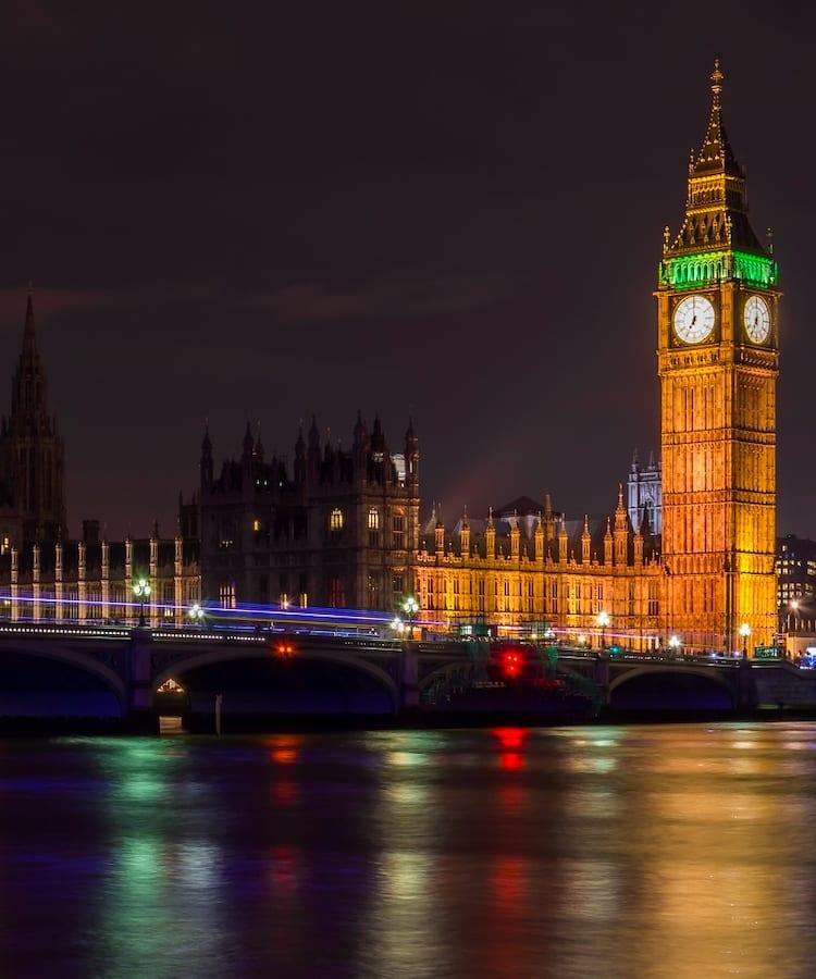 西ヨーロッパ、イギリス・英国