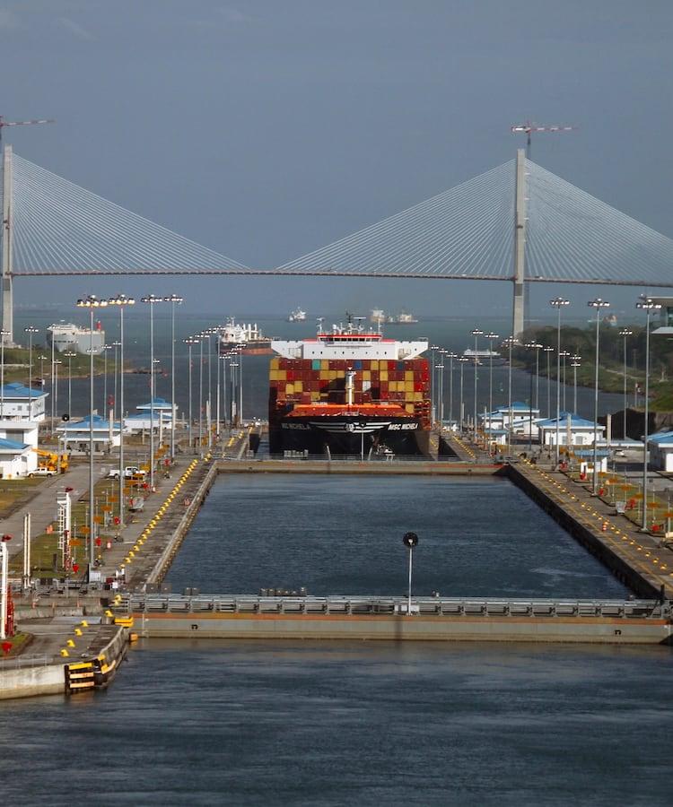 メキシコ・パナマ運河