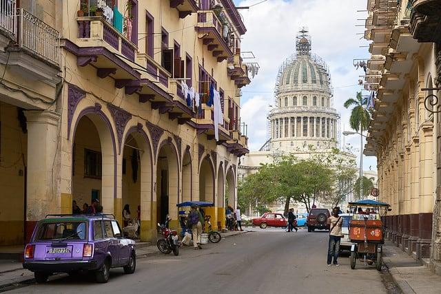 米国からのキューバ・クルーズの制限を発表