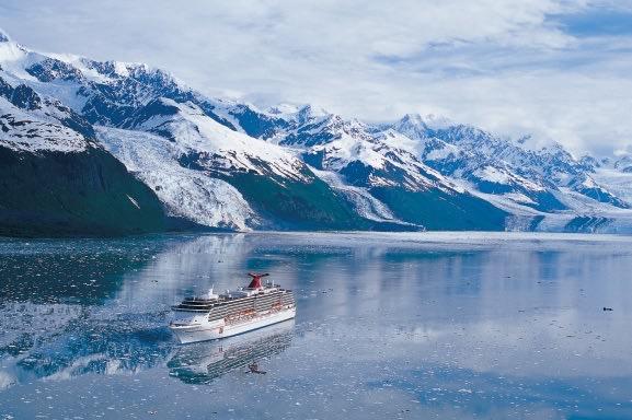 カーニバル・スプレンダー、「Carnival Journeys」のアラスカクルーズ発表
