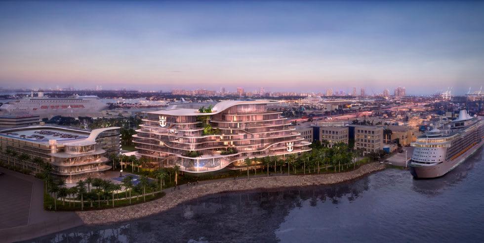 ロイヤル・カリビアン、マイアミ本社を2020年に向けて拡大へ