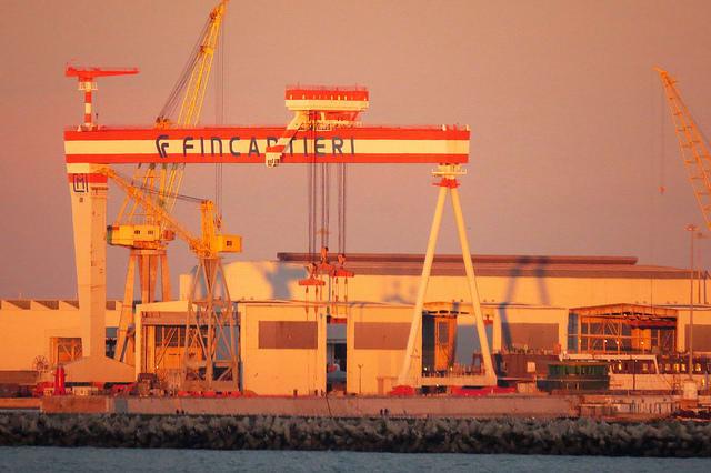 プリンセス・クルーズ、次世代型LNG客船2隻を発注