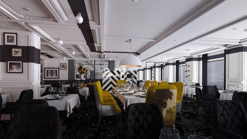 セレブリティ・クルーズ、セレブリティ・エッジのレストラン詳細を発表