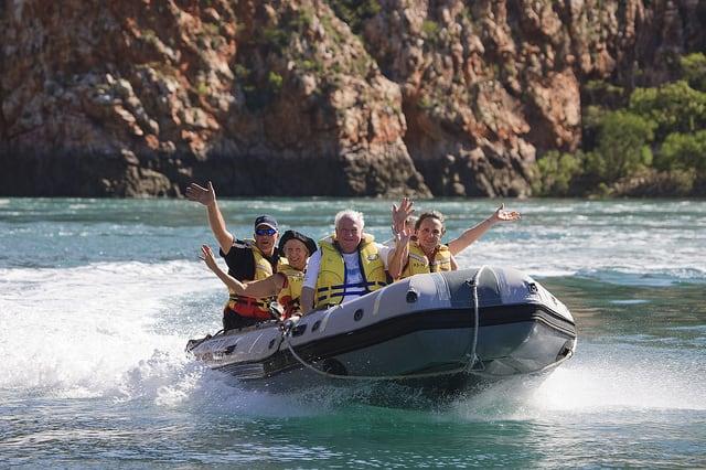 シーボーン・クルーズがオーストラリア、ニュージーランドで探索観光を展開