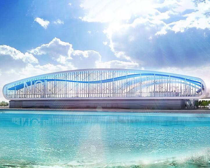 ノルウェージャン、マイアミ港の新ターミナルのイメージ動画公開