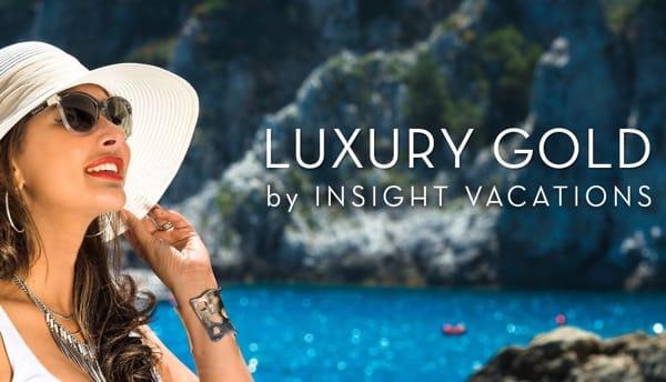 ユニワールドがLuxury Gold by Insight Vacationsとの連携を2017年も継続