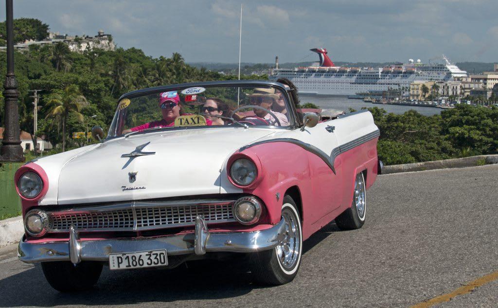 カーニバル、2019-2020のキューバクルーズを拡大へ