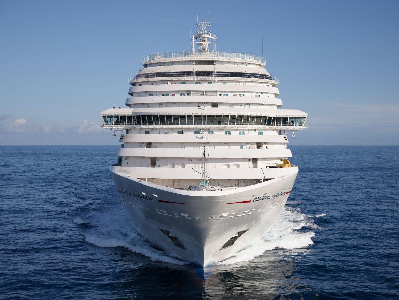 カーニバル・パノラマ、アドリア海での航海テストが無事終了