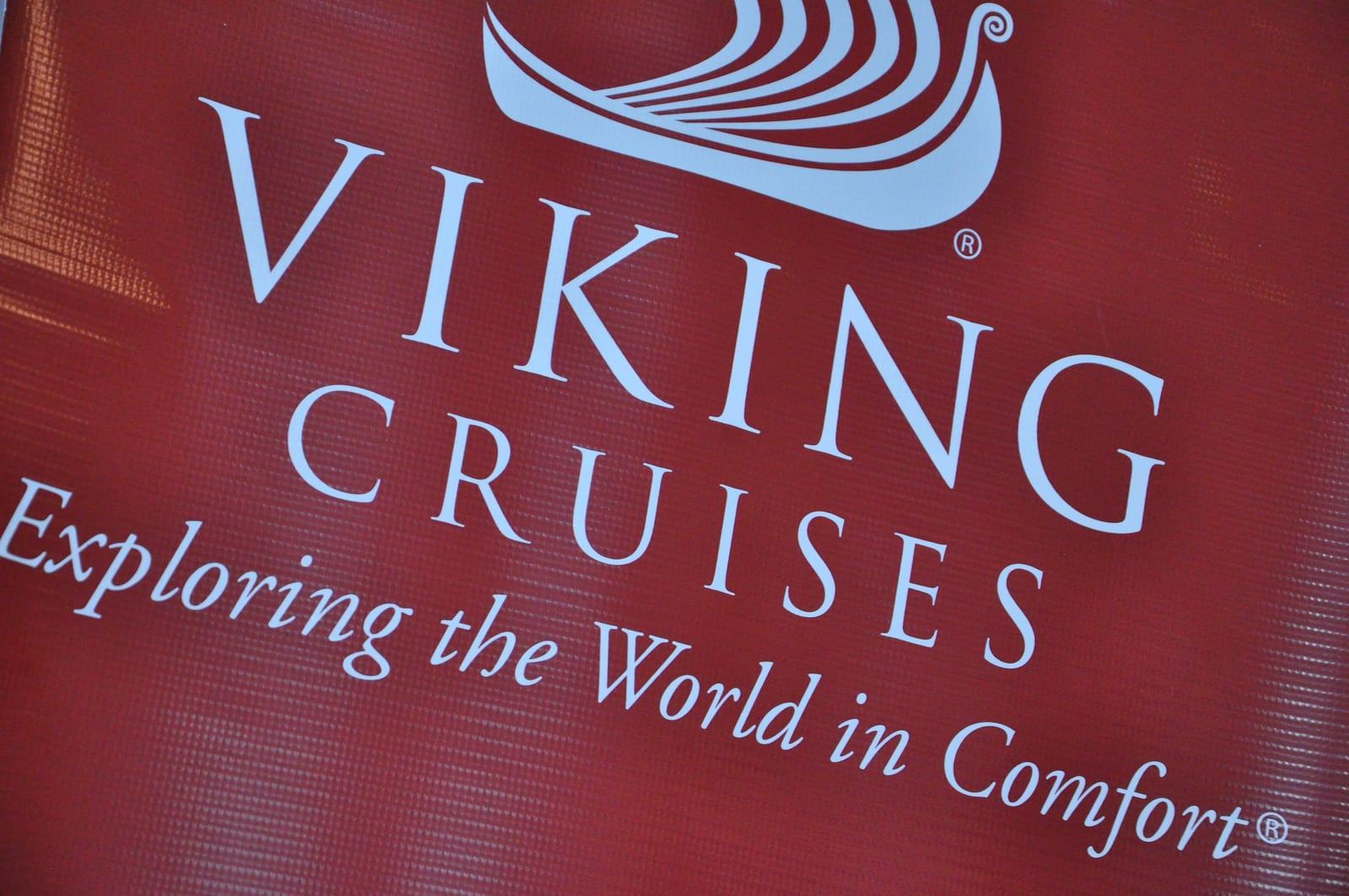 バイキング・クルーズが旅行代理店に対して100万ドルが当たるプロモーションを発表