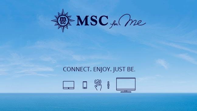 MSCクルーズの新デジタル技術「MSC for Me」がまもなくデビュー