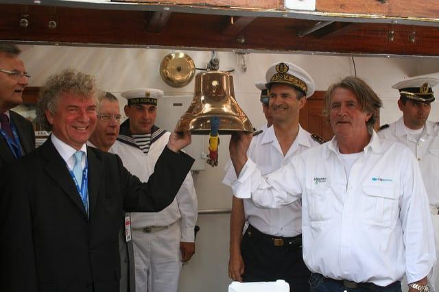 ポナン、新客船の設計アドバイザーにKersauson氏