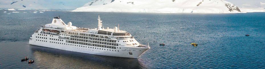 シルバーシー、シルバー・ウィンドを探検船へ改修