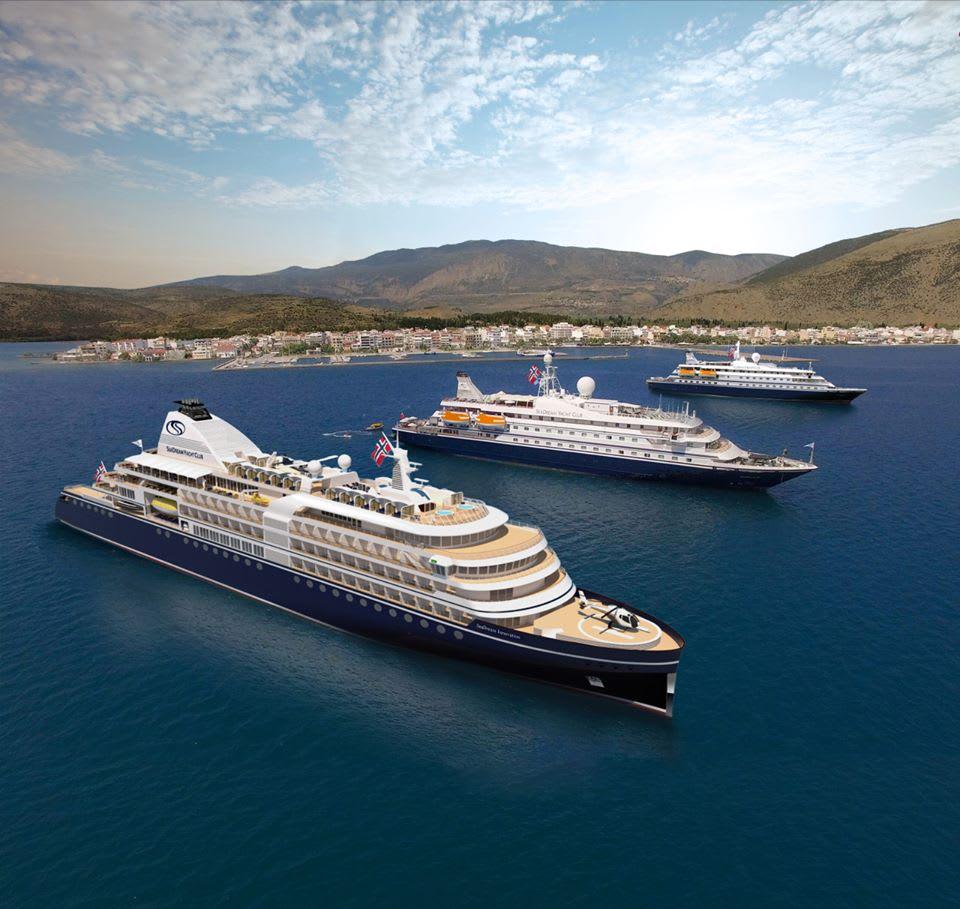 シードリーム、最新客船シードリーム・イノベーションの造船を発表