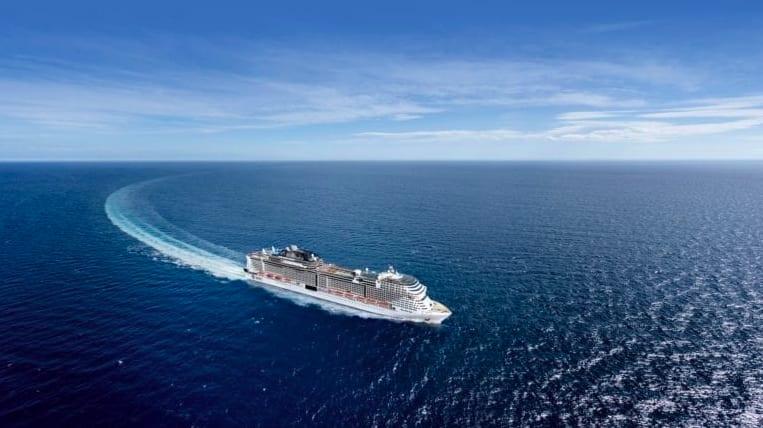 MSC、メンバー限定で4隻目のメラビリア世代客船の予約を開始