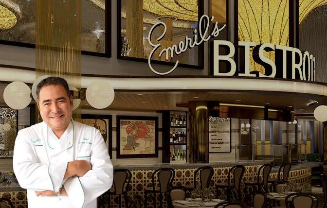 カーニバル・マルディ・グラ、有名シェフと提携で新レストラン