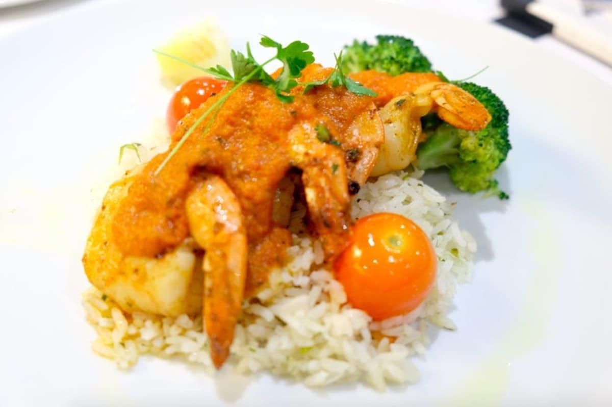 Shrimp Diablo(シュリンプ・ディアブロ)