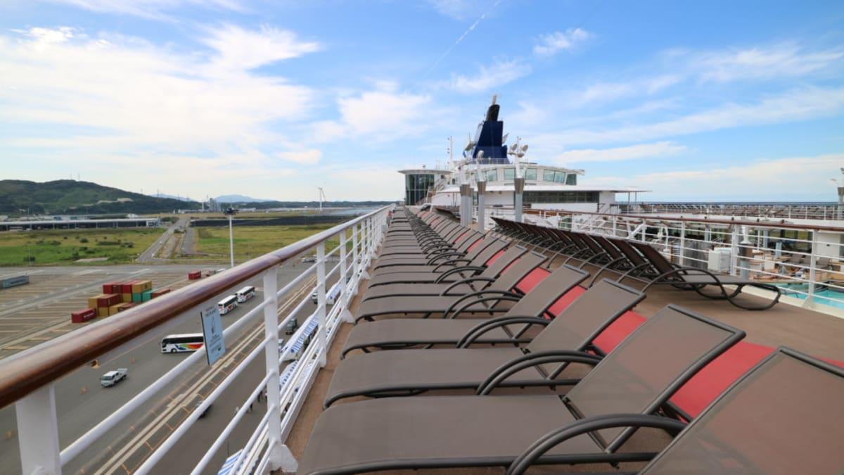 2019セレブリティ・ミレニアムおひとり様乗船記(6)乗船説明会・避難訓練|スーツケースが届かない理由