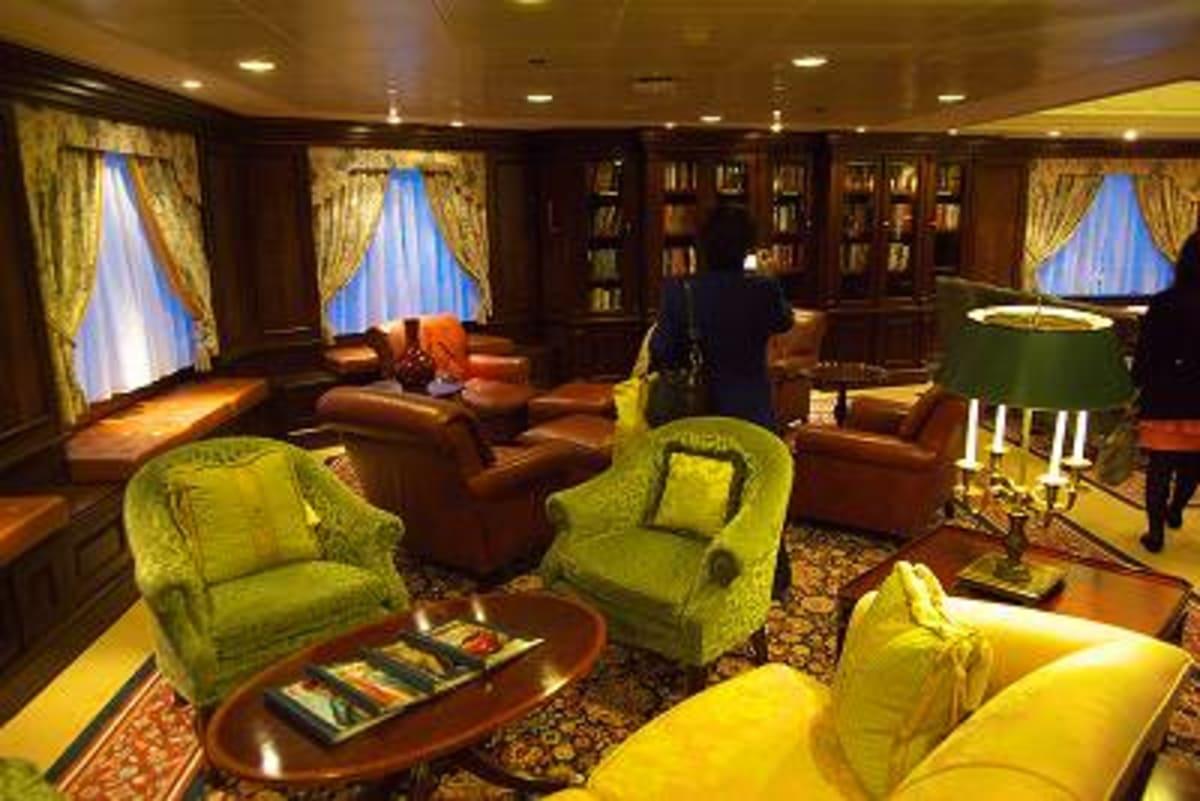 Oceania Cruises 「Nautica」船内見学会 その6