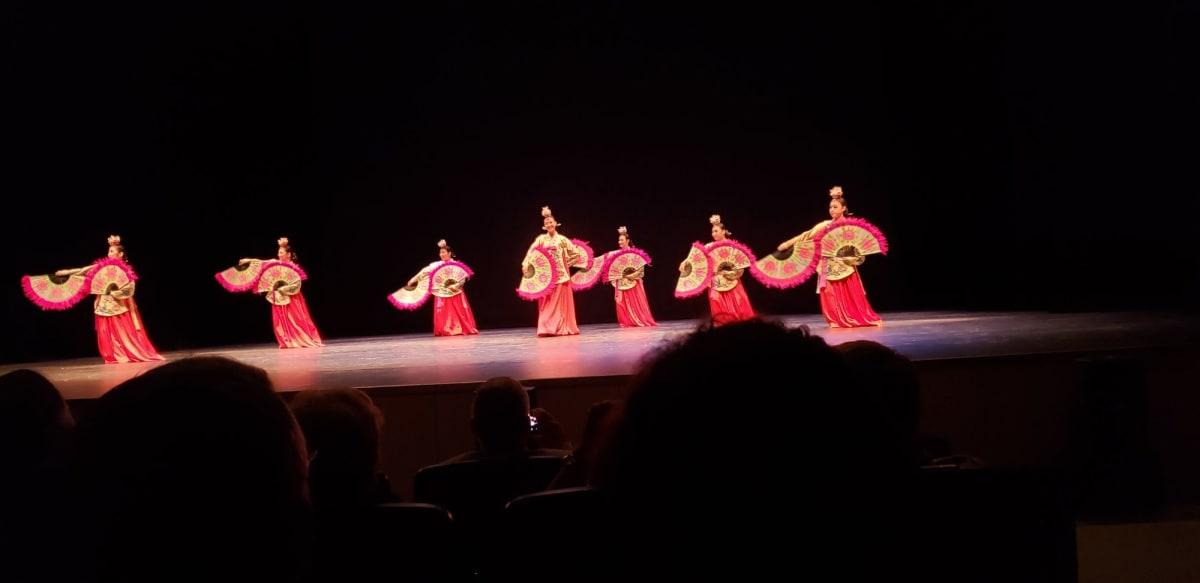 韓国民族舞踊