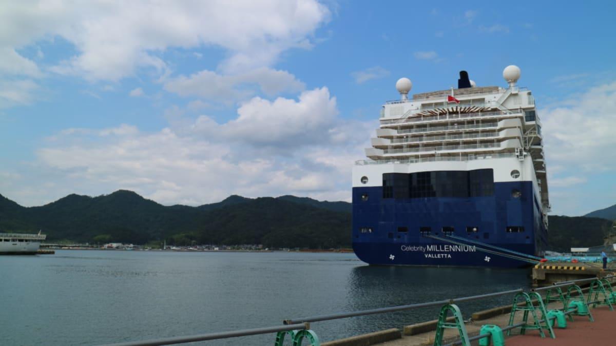 2019セレブリティ・ミレニアムおひとり様乗船記(18)舞鶴港周辺観光情報|バス情報|シャトルバス情報
