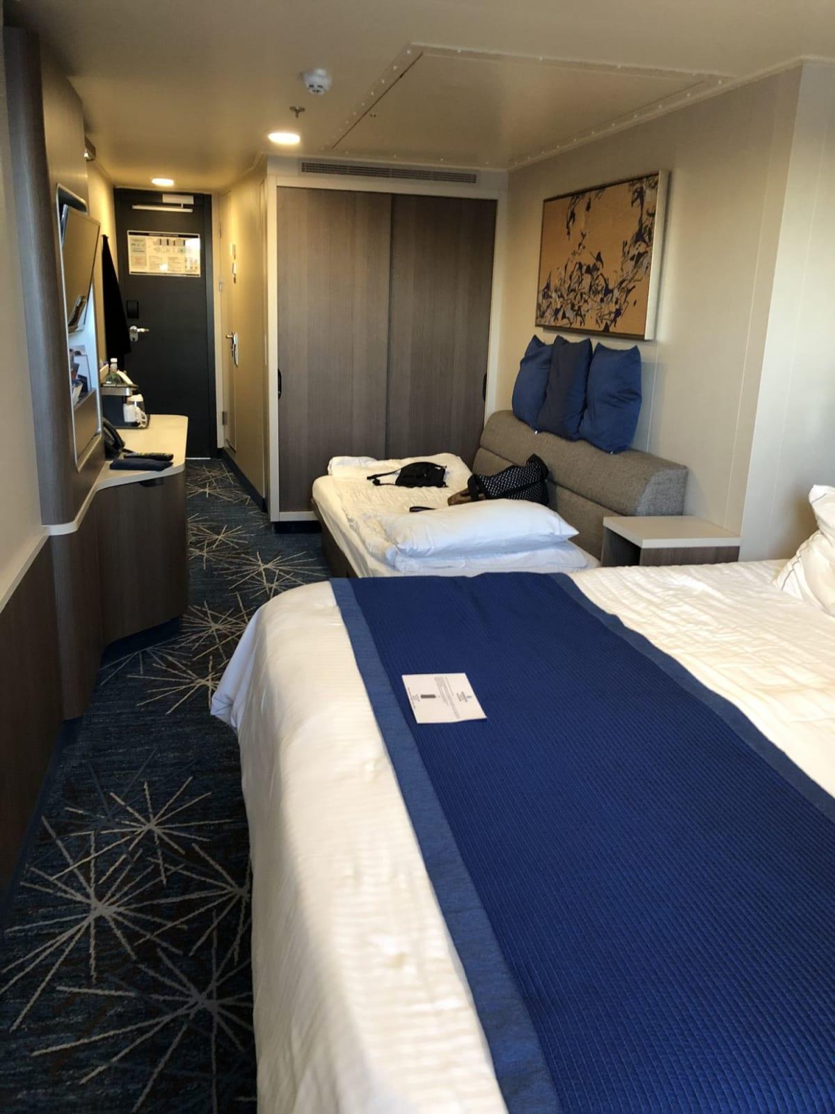 ミニスイート | 客船ノルウェージャン・ジョイの客室