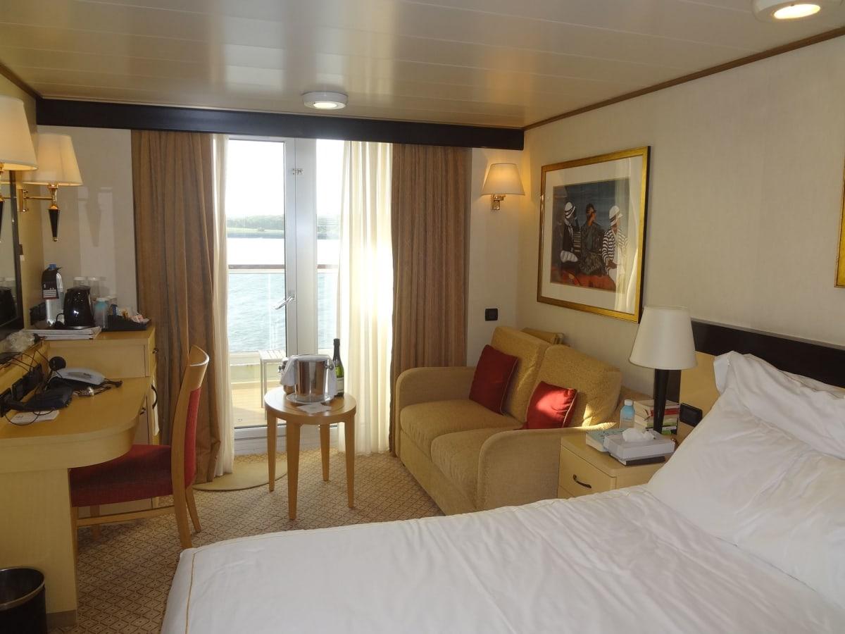 船室 | 客船クイーン・エリザベスの客室