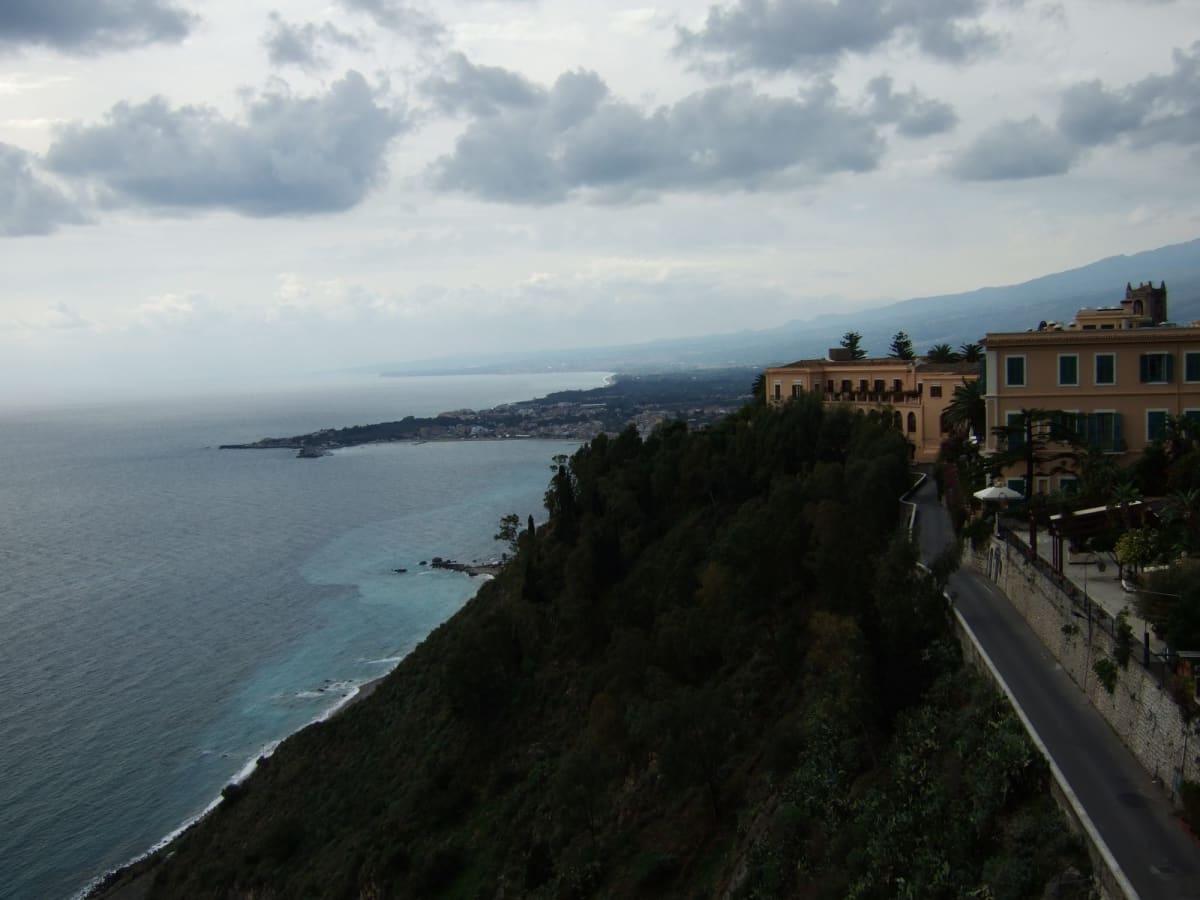 Day3#シチリア島#タオルミーナ | メッシーナ / タオルミーナ(シチリア島)