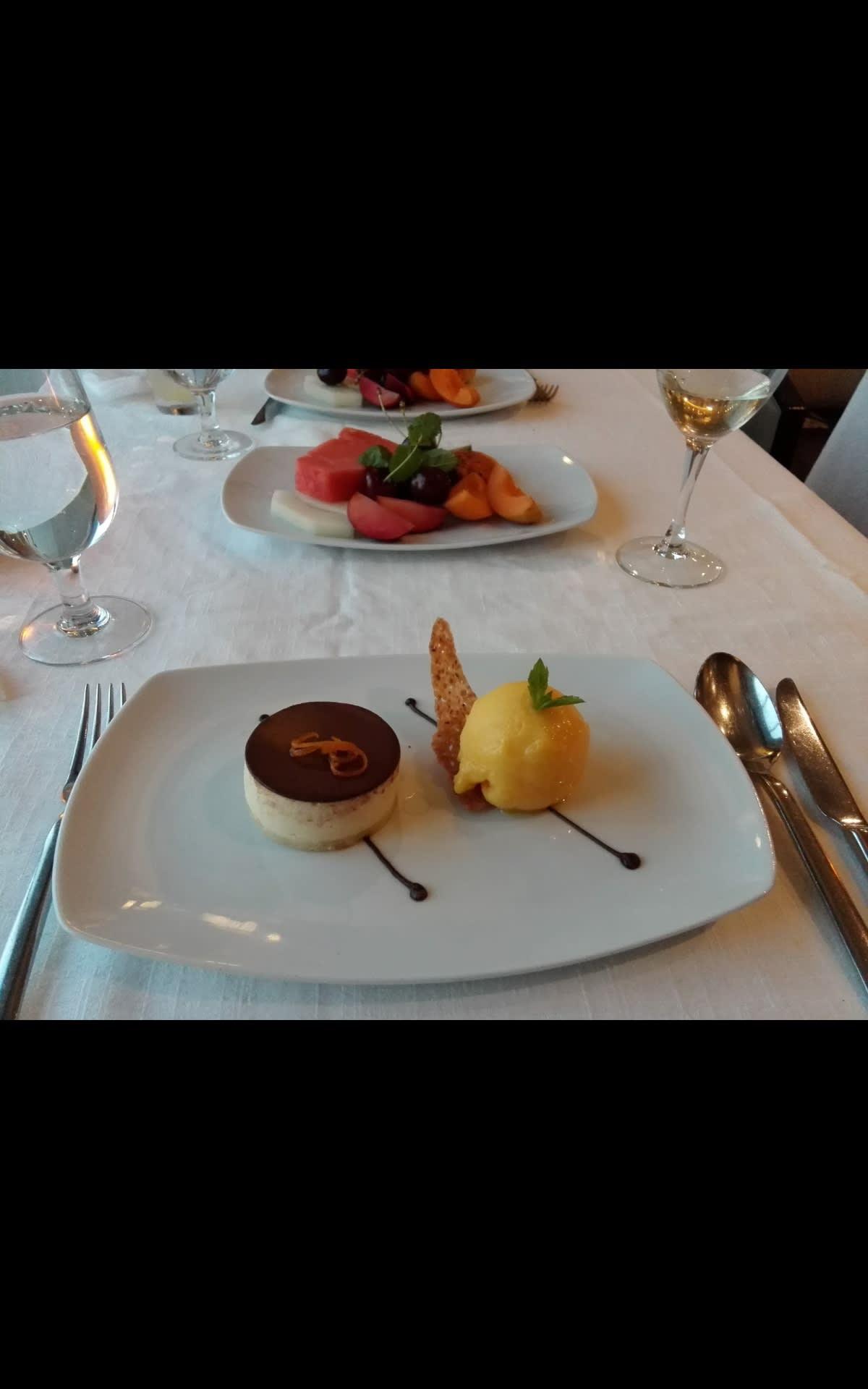 デザート | 客船アザマラ・クエストのダイニング、フード&ドリンク