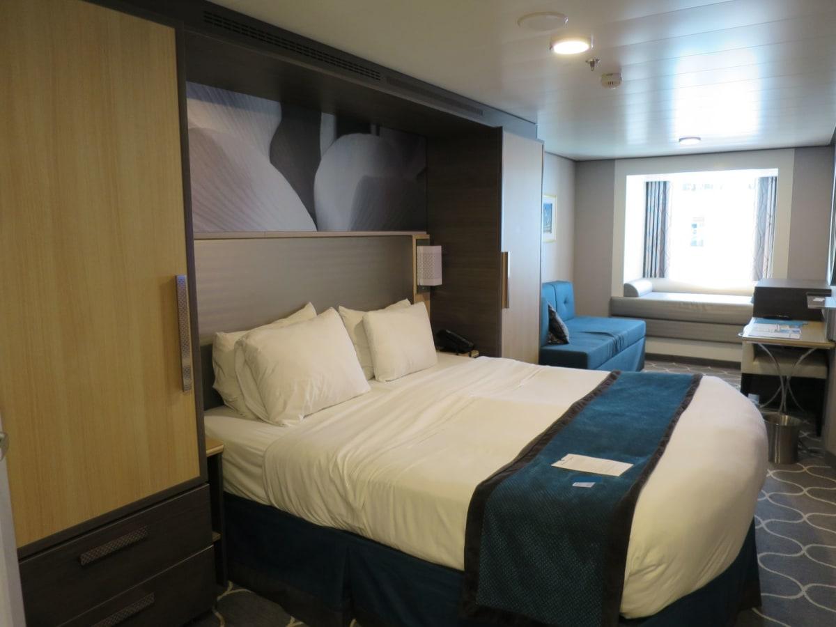 内側セントラルパークビュー   客船ハーモニー・オブ・ザ・シーズの客室