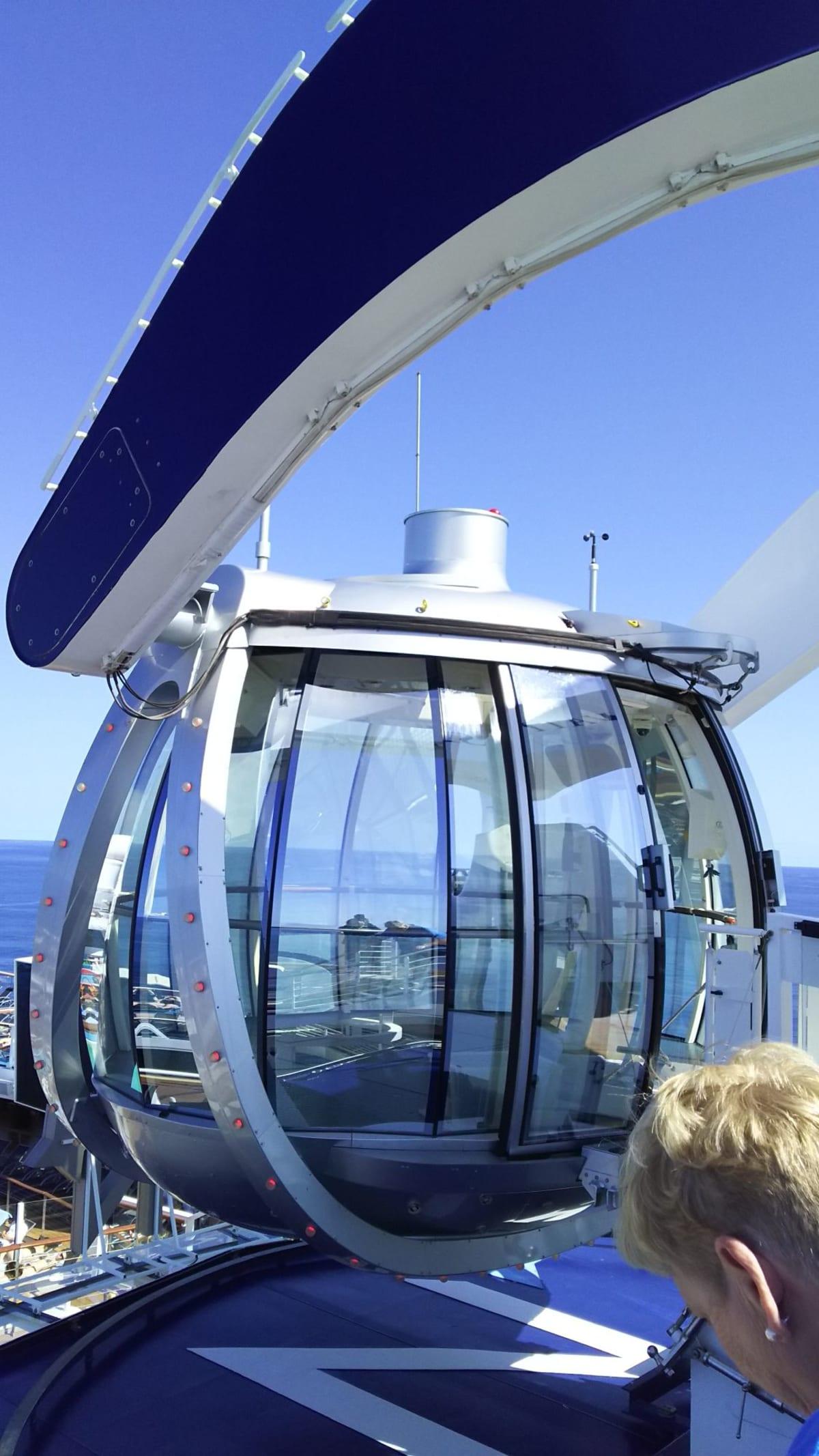 NorthStar乗りました | 客船オベーション・オブ・ザ・シーズのアクティビティ、船内施設