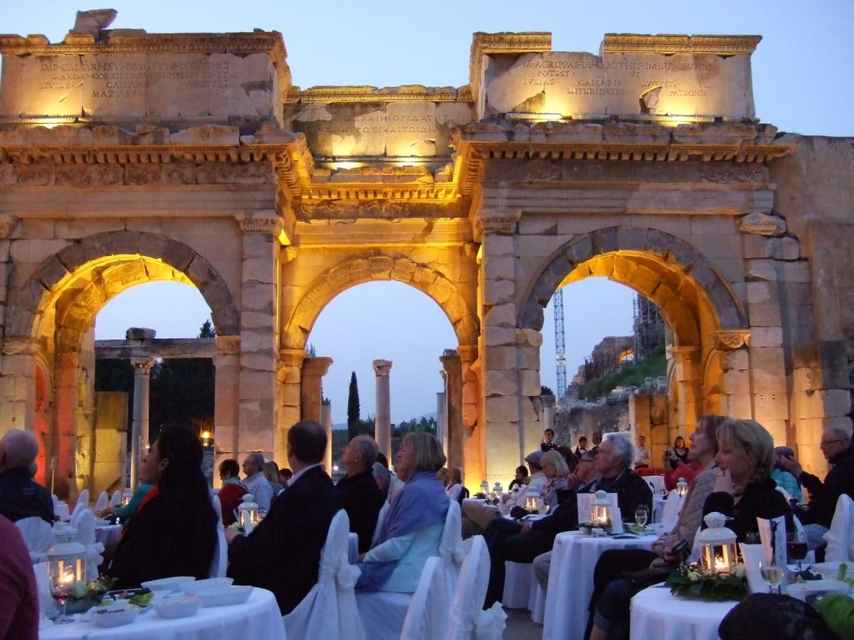 Day3#エフェソス遺跡#ケルスス図書館#コンサート会場 | クシャダス / エフェソス
