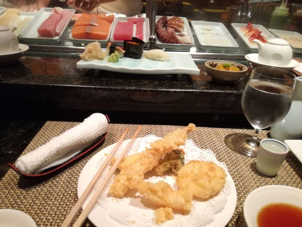 鮨レストランUMIUMA | 客船クリスタル・シンフォニーのダイニング、フード&ドリンク、船内施設