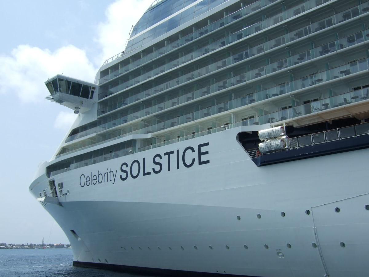 出港 フォートローダーデール   フォートローダーデール(フロリダ州)での客船セレブリティ・ソルスティス