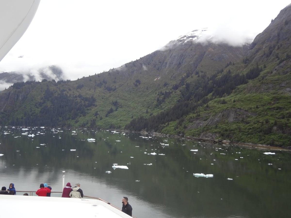 トレーシーアーム | トレーシー・アーム・フィヨルド(アラスカ州)