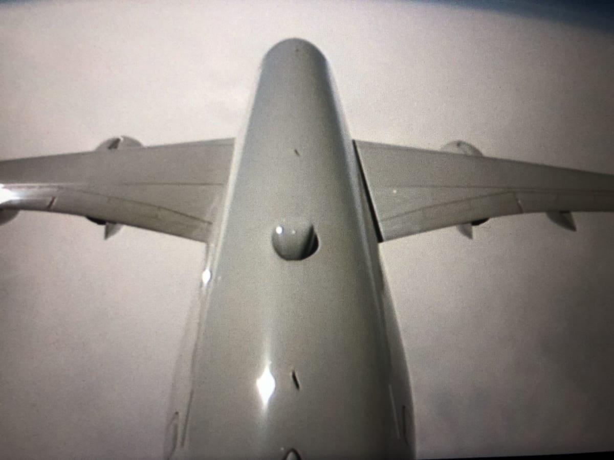 HanedaよりParisへはLufthansaの最新機種 Airbus350にて。 マルタ島から出航ですが、前泊でパリへ。