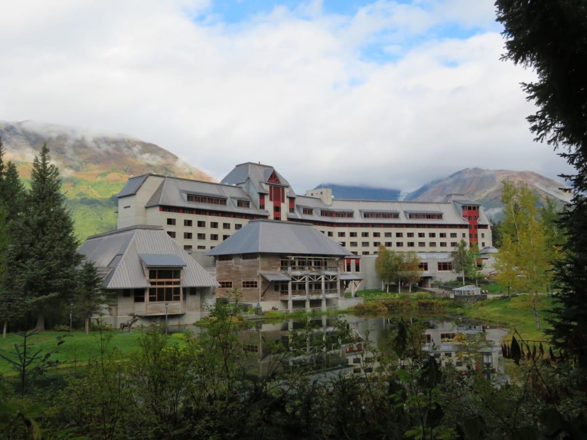 Alyeska ResortにあるThe Hotel Alyeska