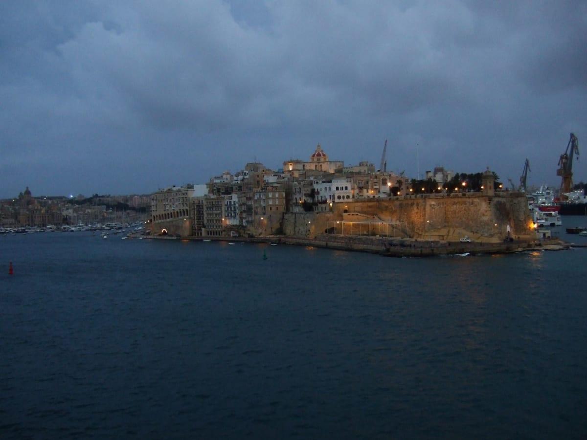 Day4#マルタ島#スリーシスターズ | バレッタ