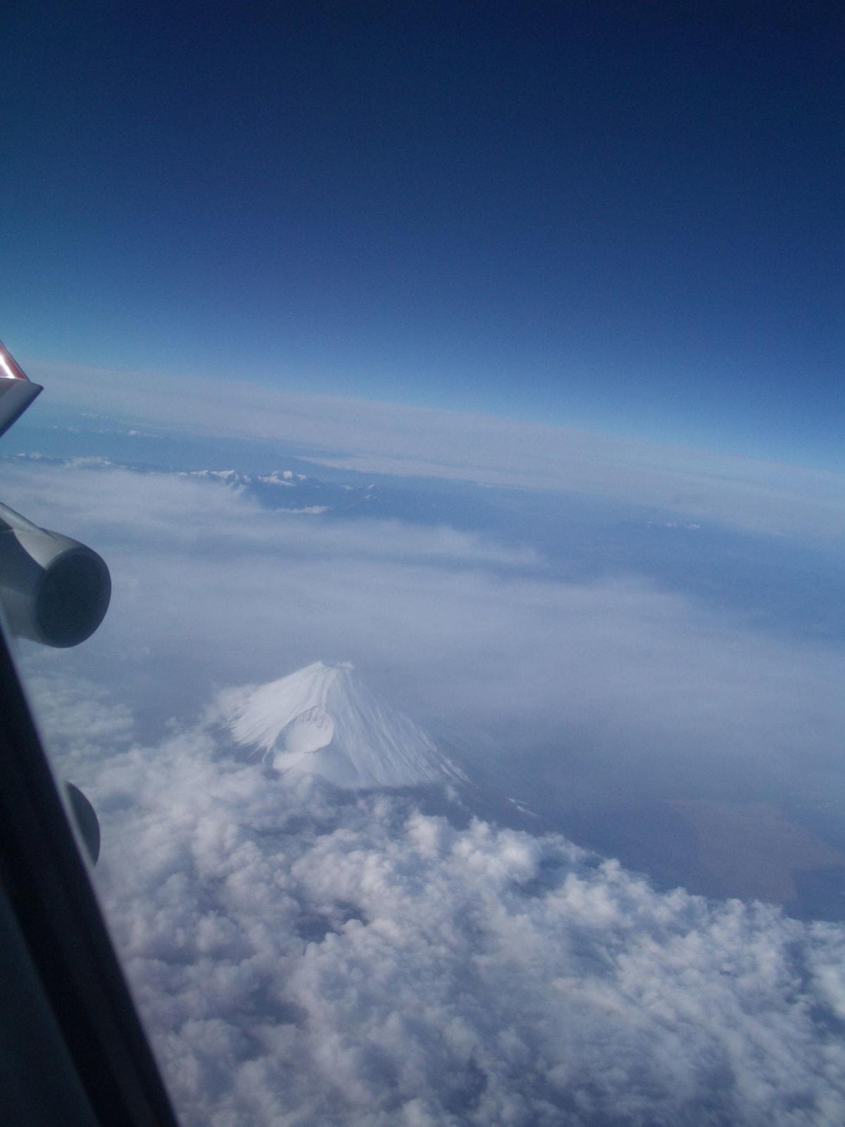 11月23日 日本出発
