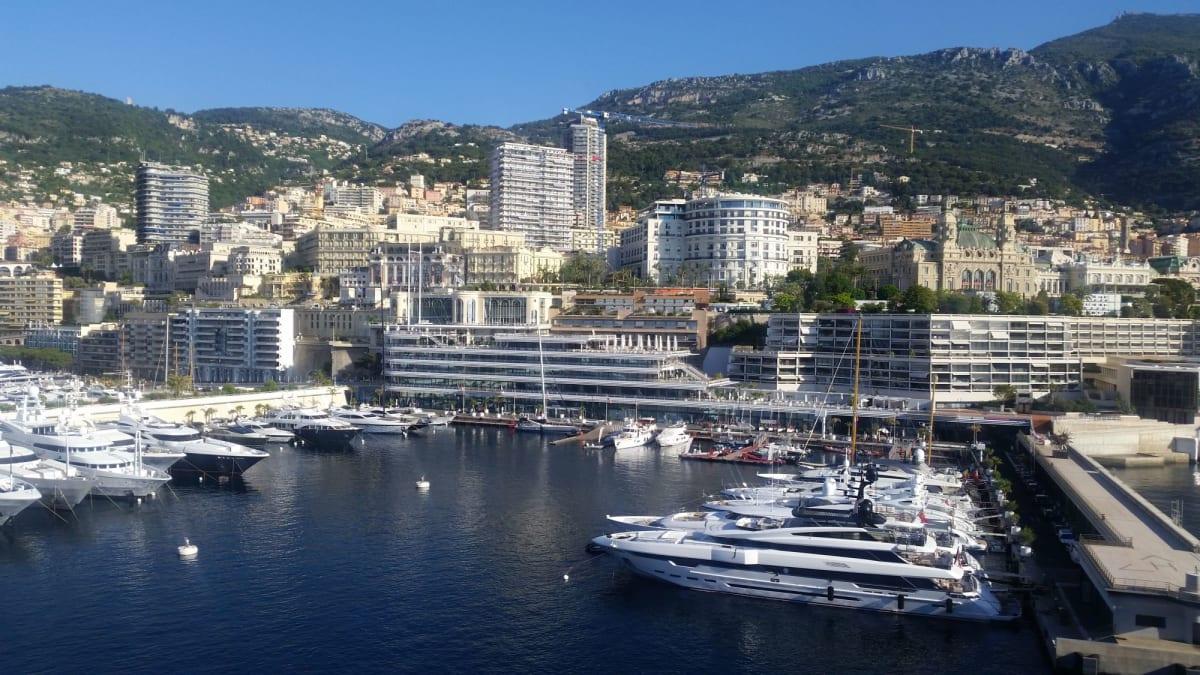モナコの港。 | モンテカルロ