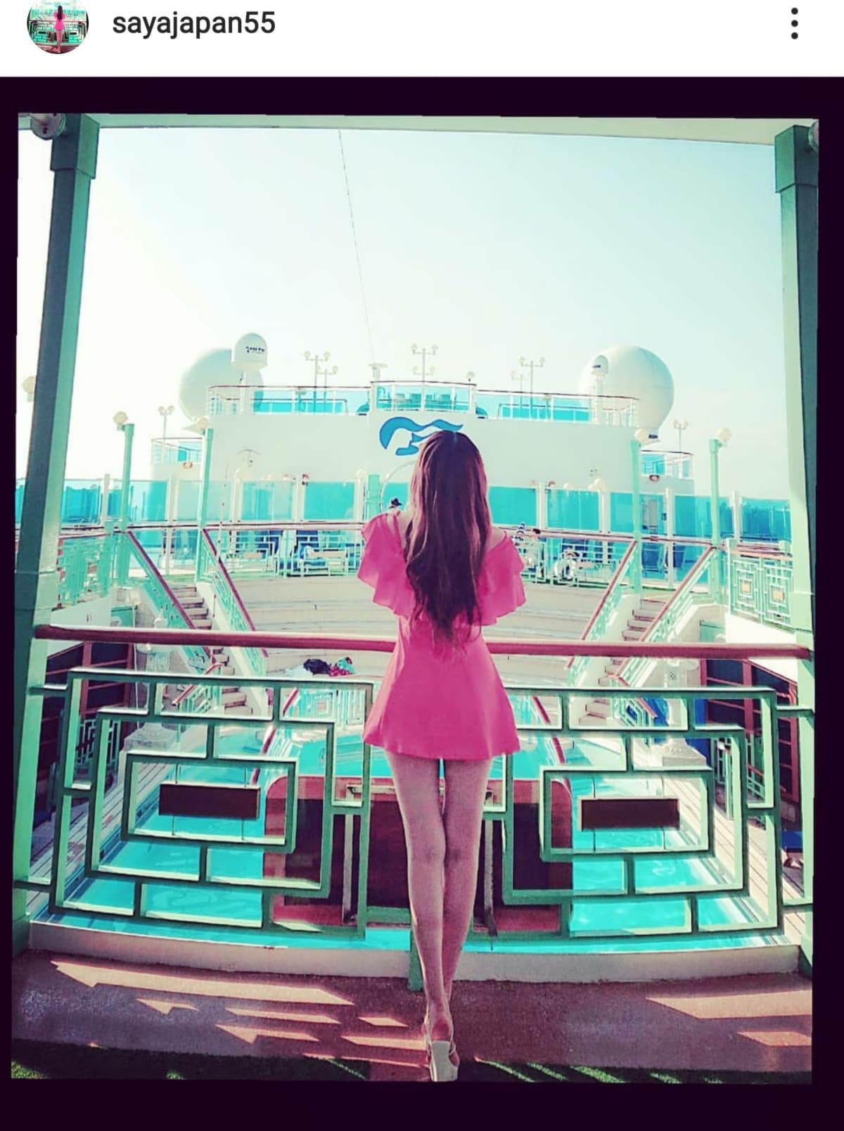 有料エリア サンクチュアリ | 客船ダイヤモンド・プリンセスの乗客、船内施設