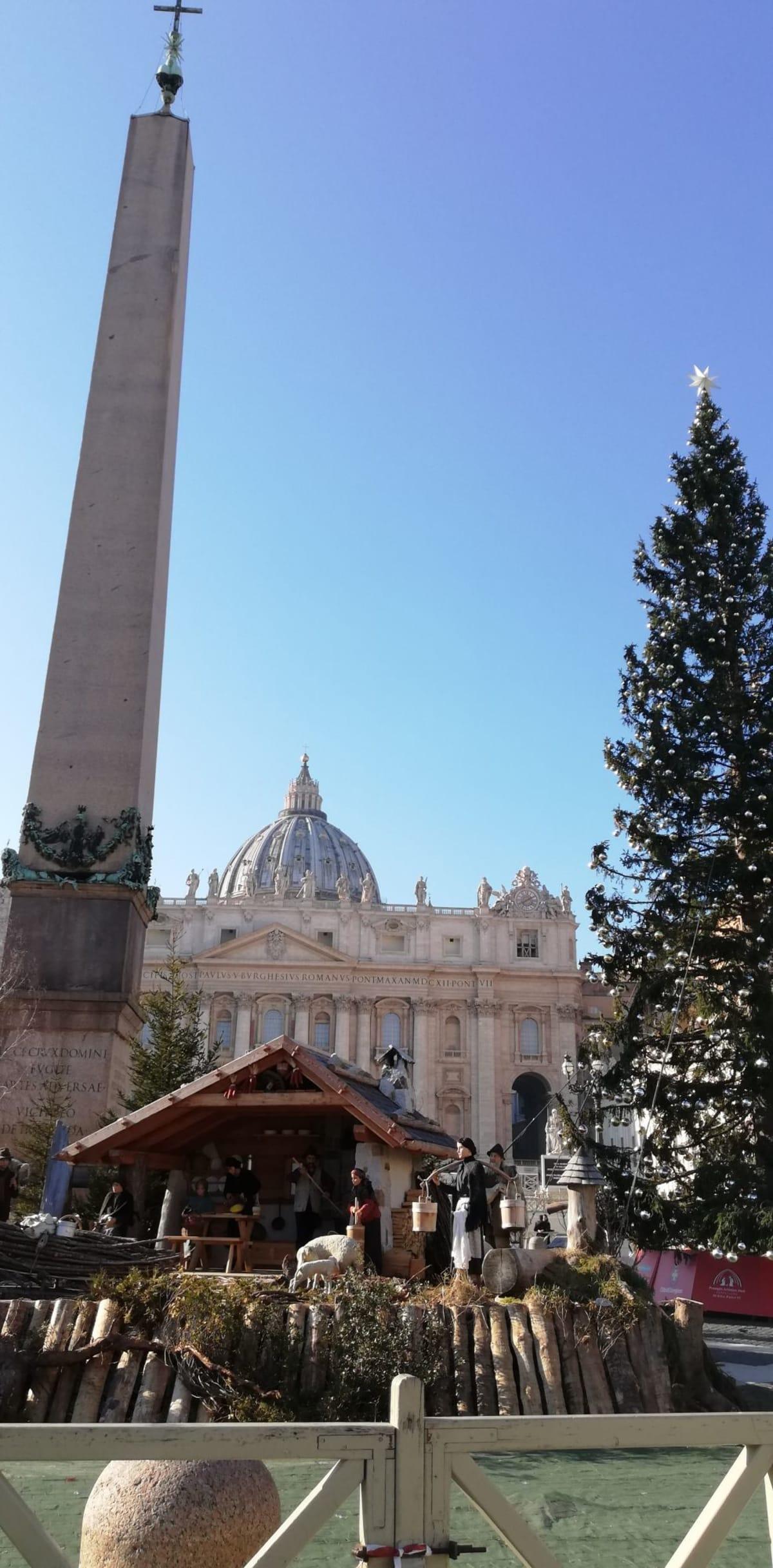 バチカン市国サンピエトロ寺院