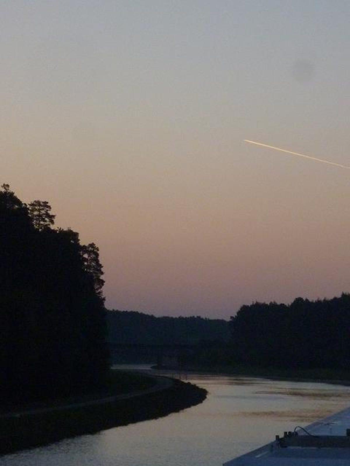 ドナウの夜明け | ライン・マイン・ドナウ運河