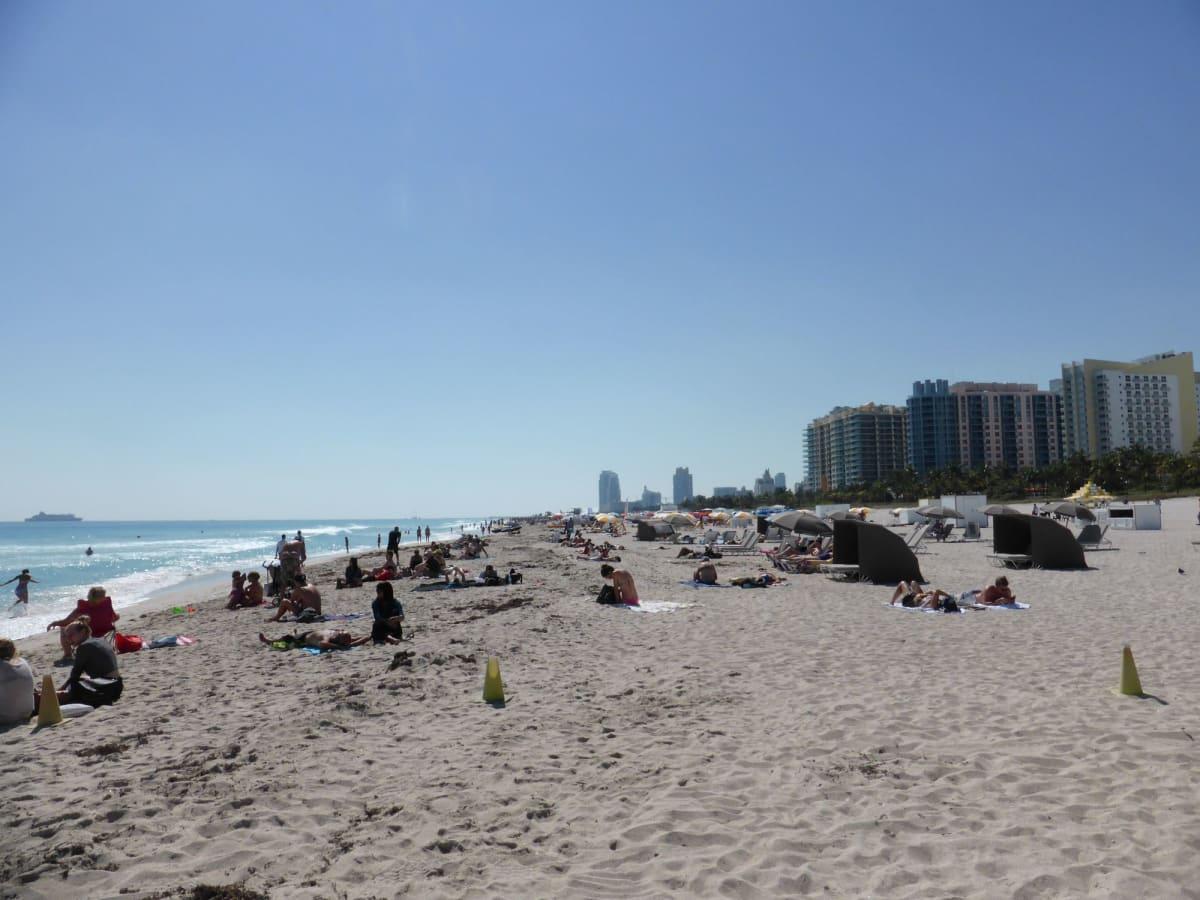 マイアミのビーチ | マイアミ(フロリダ州)