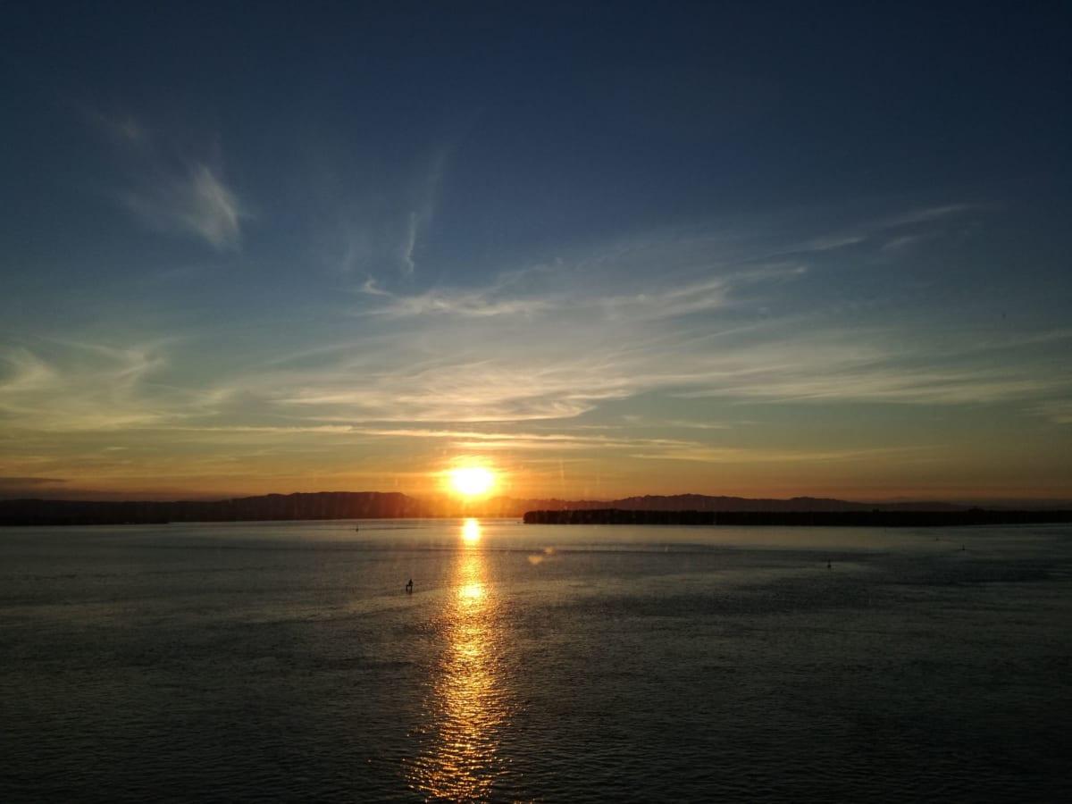 タウランガ 日没 | タウランガ