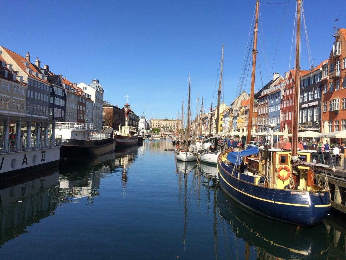 コペンハーゲンのニューハウン | コペンハーゲン