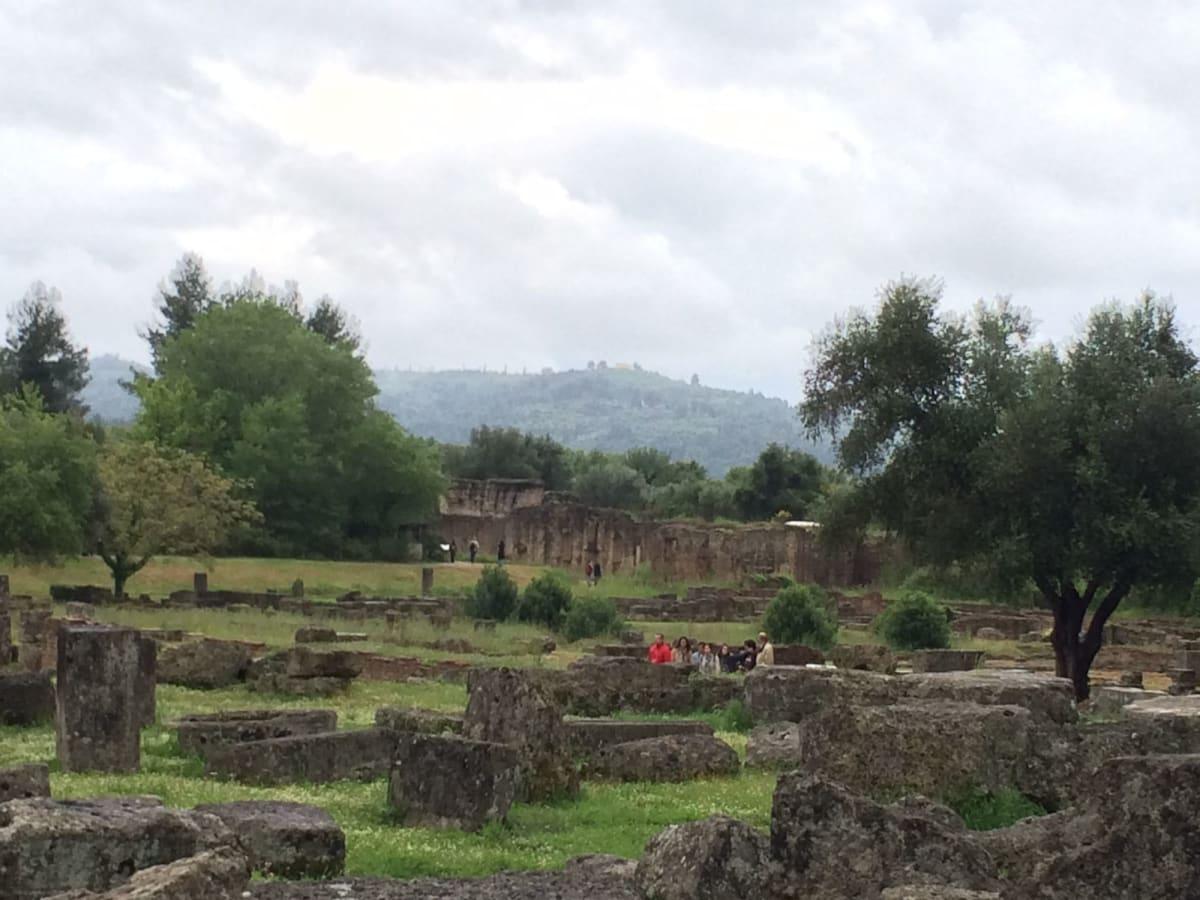 オリンピアの遺跡 | カタコロン(オリンピア)