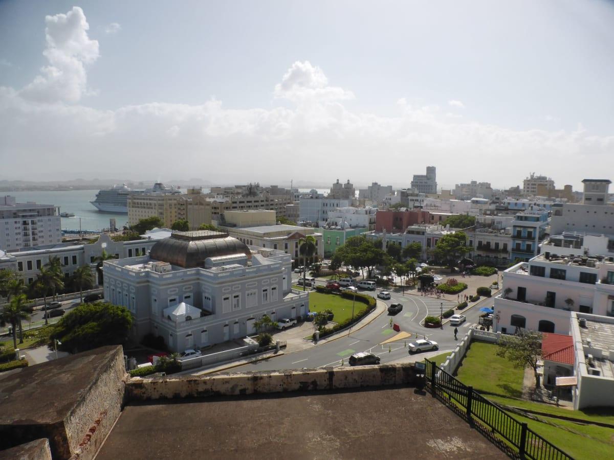 サンフアン(プエルトリコ島)